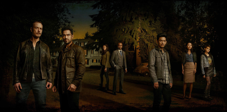 Постер для 2 сезона сериала Изгоняющий Дьявола