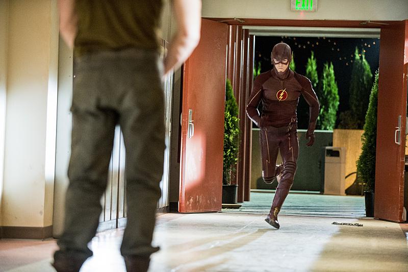 "Флэш ""The Flash Is Born"" - 6 серия 1 сезона"