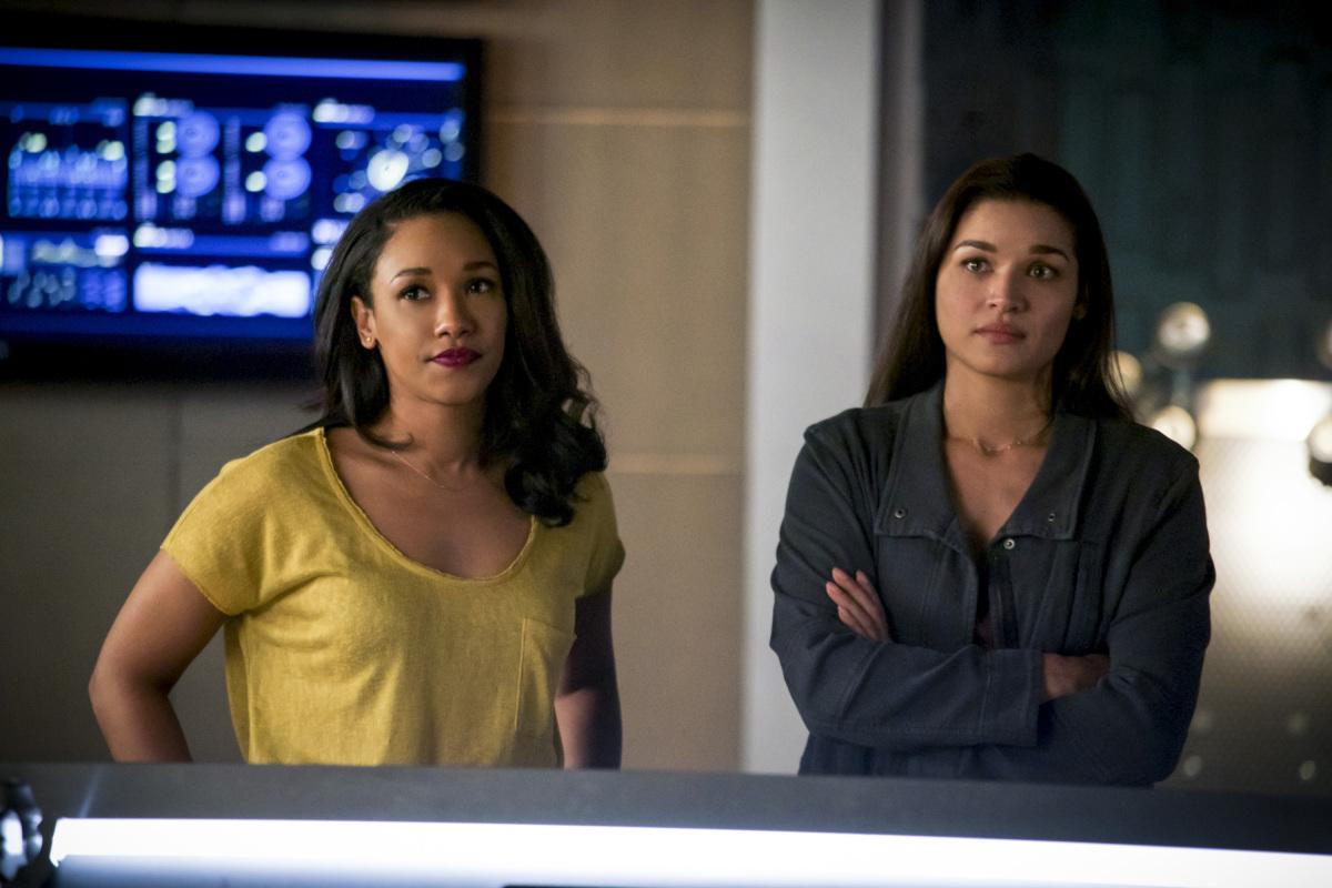 "Флэш ""We Are The Flash"" - 23 серия 4 сезона"