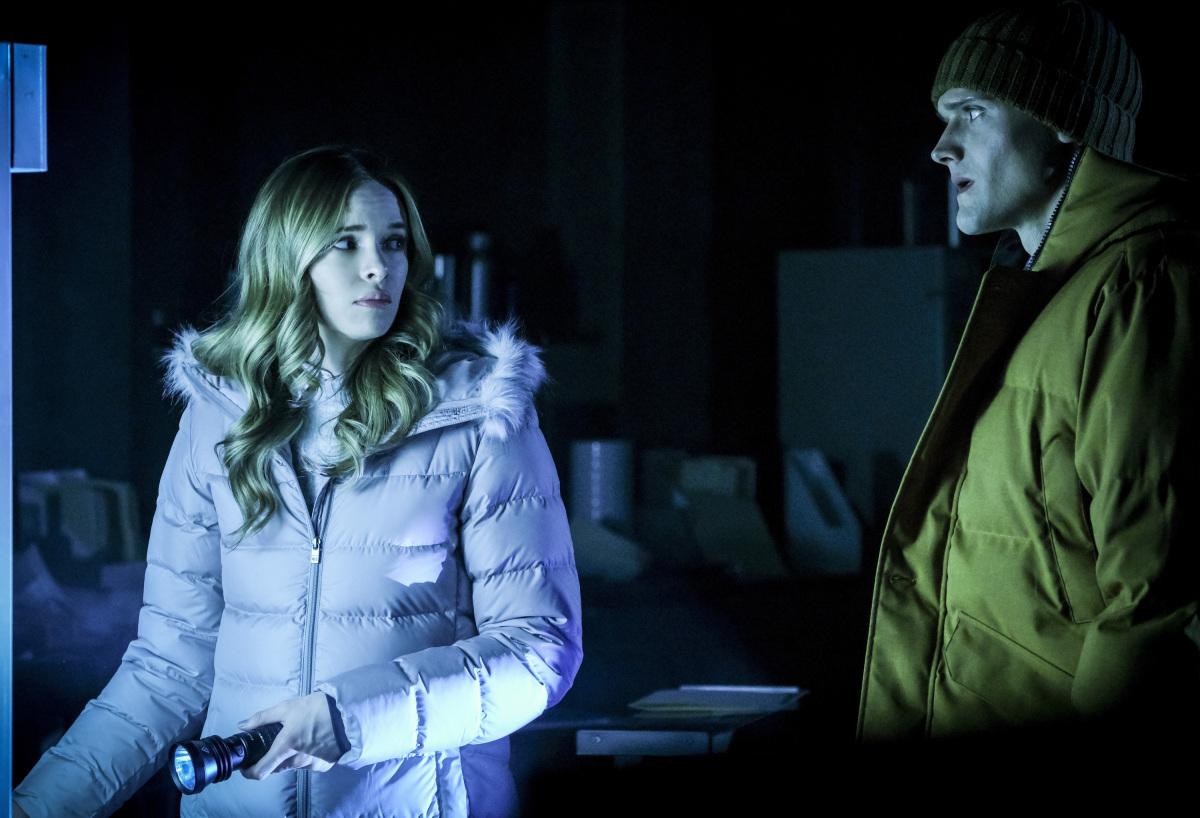 "Флэш ""Gone Rogue"" - 20 серия 5 сезона"