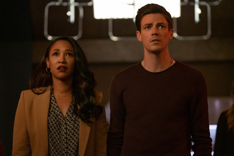 "Флэш ""The Last Temptation of Barry Allen, Pt. 2"" - 8 серия 6 сезона"