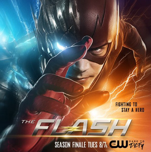 Постер для 3 сезона сериала Флэш