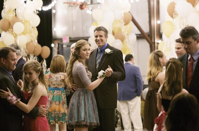 Танцы отцов с дочерьми в сериале Врата
