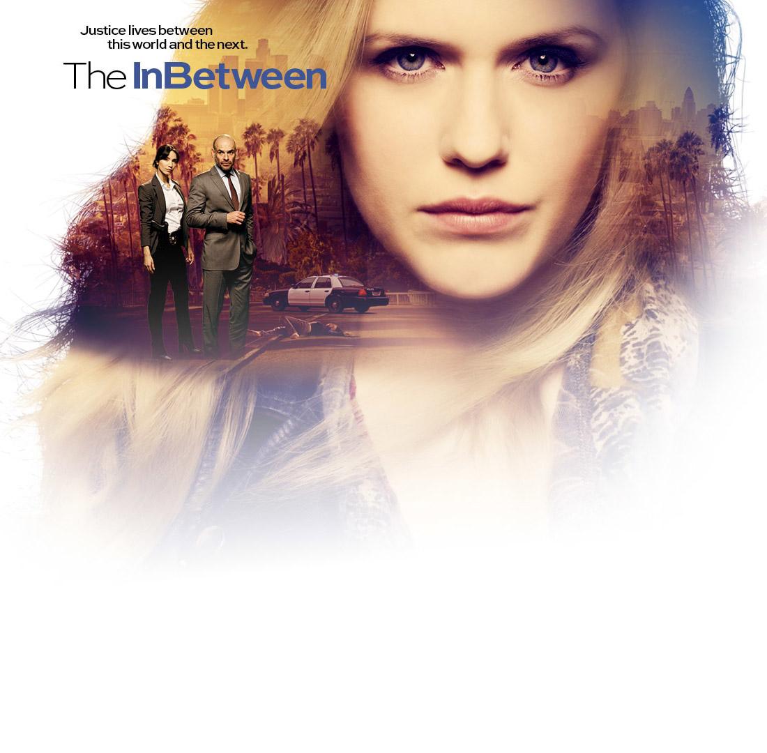 Постер для 1 сезона сериала The InBetween