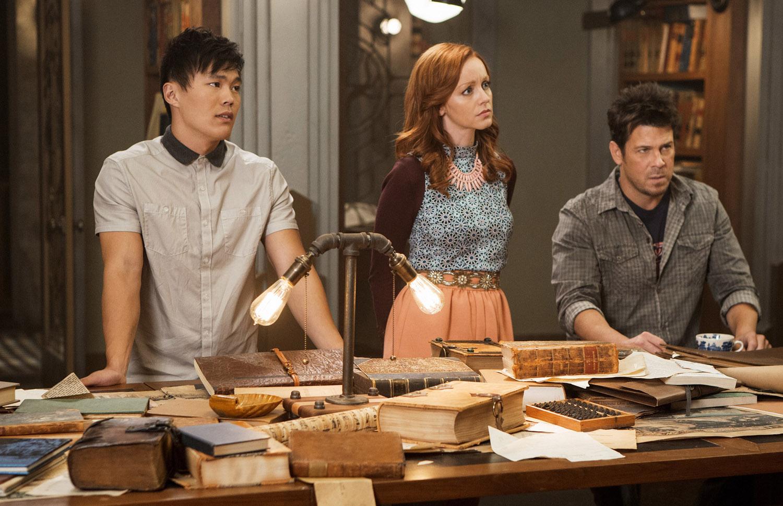 "Библиотекари ""And the Fatal Separation"" - 9 серия 3 сезона"