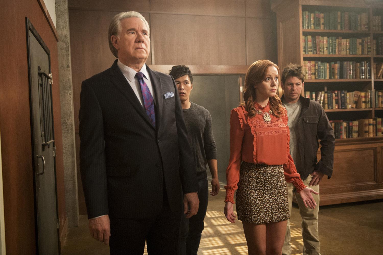 """Библиотекари """"And the Wrath of Chaos"""" - 10 серия 3 сезона"""
