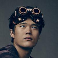 Джон Ким в сериале Библиотекари - официальное фото