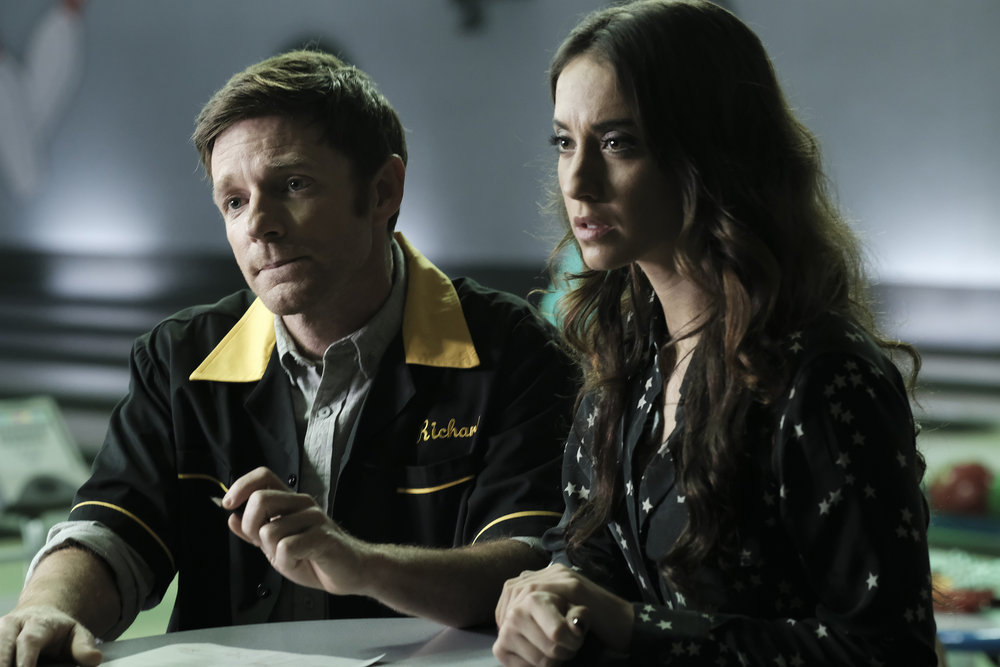 "Волшебники ""The Rattening"" - 11 серия 2 сезона"