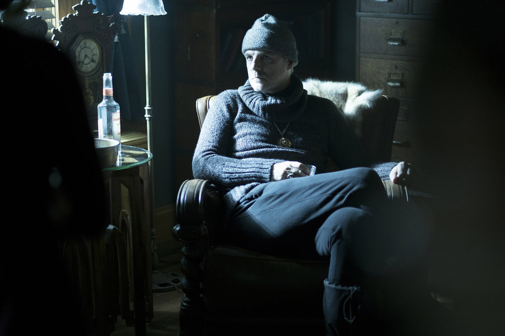 "Волшебники ""Ramifications"" - 12 серия 2 сезона"