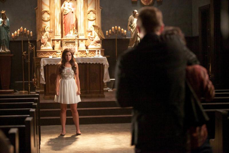"Первородные ""Girl in New Orleans (fka Interview with the Vampire)"" - 4 серия 1 сезона"