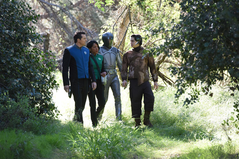 """Орвилл """"If the Stars Should Appear"""" - 4 серия 1 сезона"""