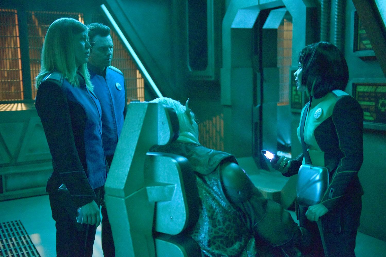 "Орвилл ""New Dimensions"" - 11 серия 1 сезона"