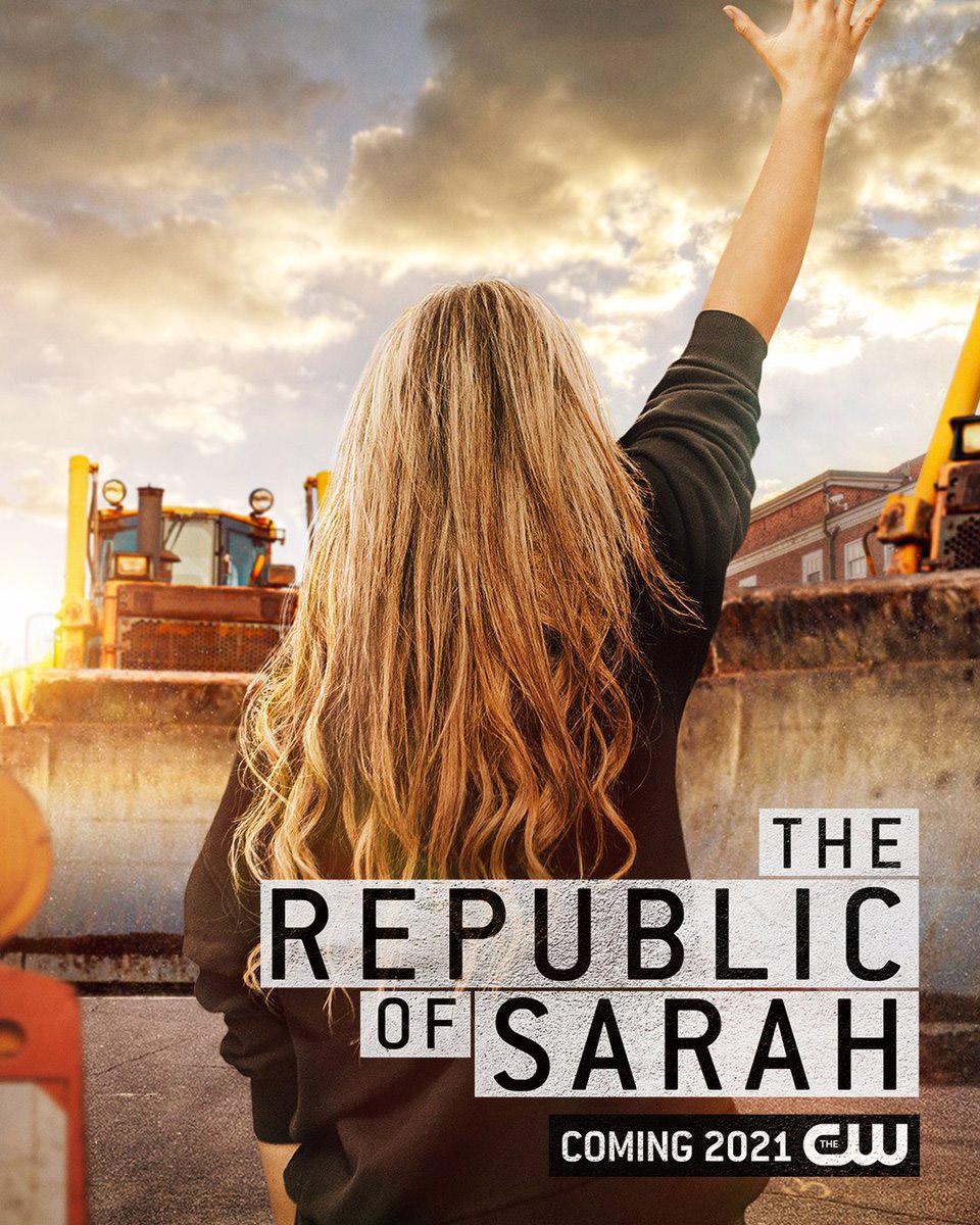 Постер для 1 сезона сериала The Republic of Sarah