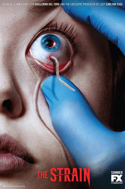 Постер для 1 сезона сериала Штамм