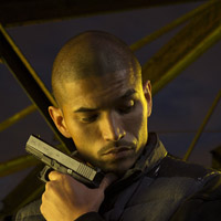 Мигель Гомез в сериале Штамм - официальное фото