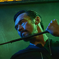 Кевин Дюран в сериале Штамм - официальное фото