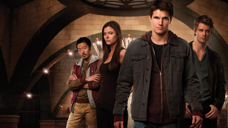 Постер для 1 сезона сериала Люди Будущего