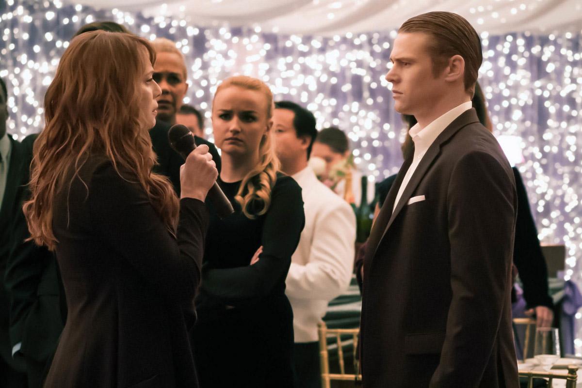 """Дневники Вампира """"We're Planning a June Wedding"""" - 15 серия 8 сезона"""