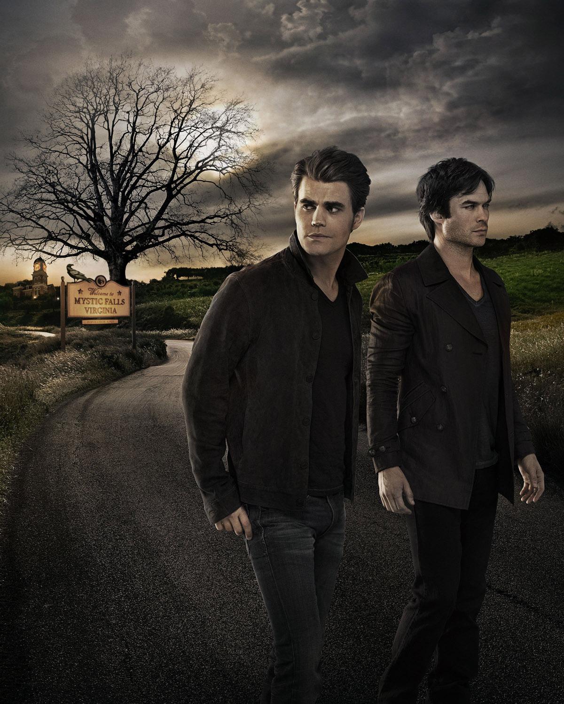 «Сериал Дневники Вампиров Сезон 7» / 2008