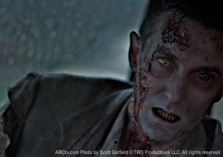 Зомби в сериале Walking Dead