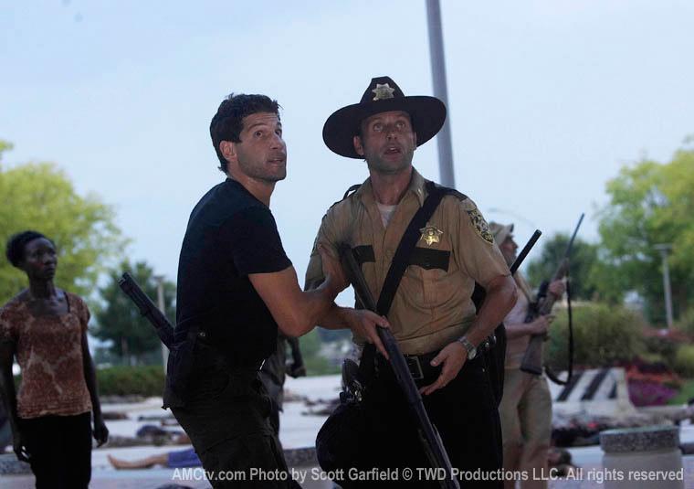 Ходячие Мертвецы - 1 сезон 5 серия Wildfire