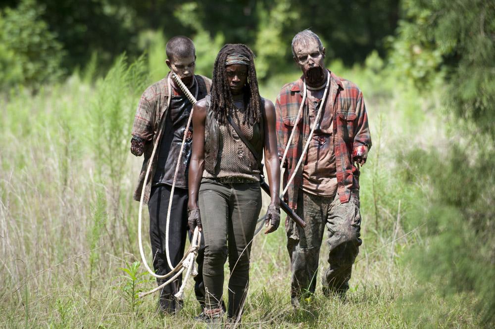 Ходячие мертвецы after 9 серия 4 сезона