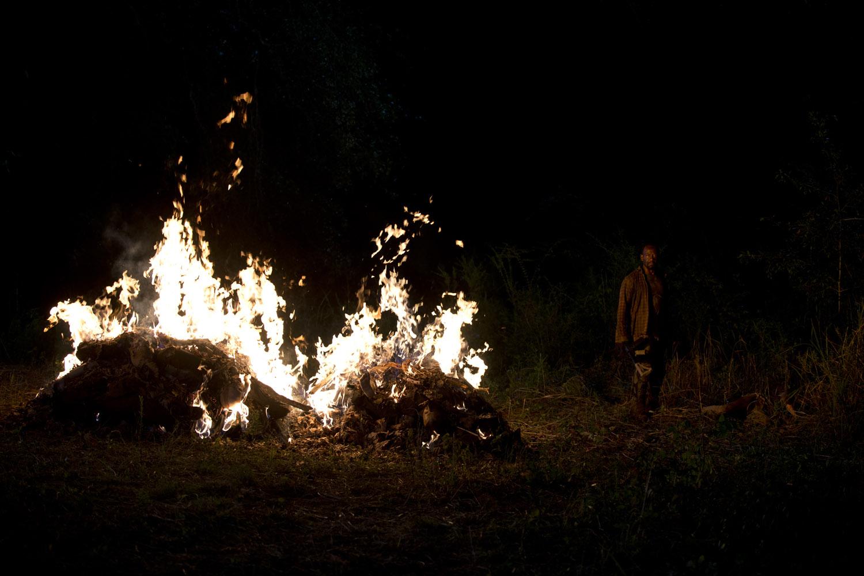"Ходячие Мертвецы ""Here's Not Here"" - 4 серия 6 сезона"