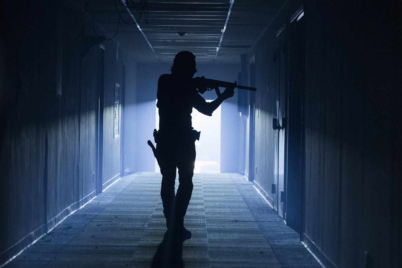 """Ходячие Мертвецы """"The Damned"""" - 2 серия 8 сезона"""