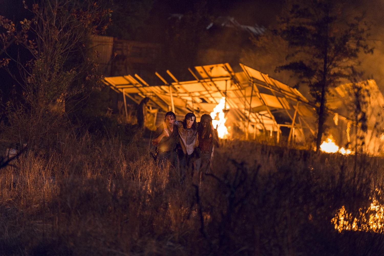 """Ходячие Мертвецы """"Honor"""" - 9 серия 8 сезона"""