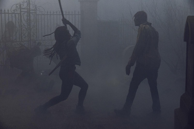 """Ходячие Мертвецы """"Adaptation"""" - 9 серия 9 сезона"""