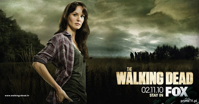 Постер к сериалу The Walking Dead