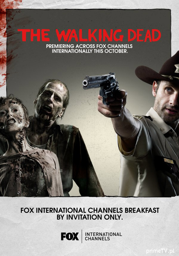 Постер к сериалу The Walking Dead