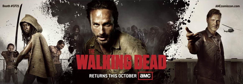 Для 3 сезона сериала ходячие мертвецы