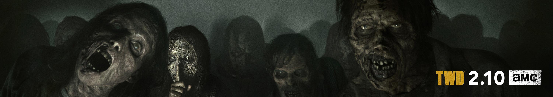 Постер для 9 сезона сериала Ходячие Мертвецы