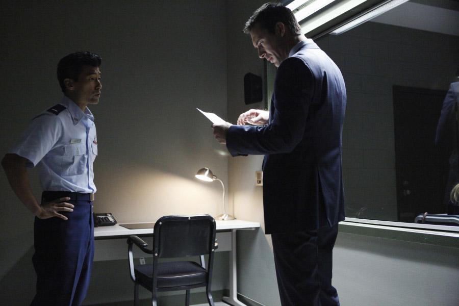 "Шепот ""What Lies Beneath"" - 5 серия 1 сезона"