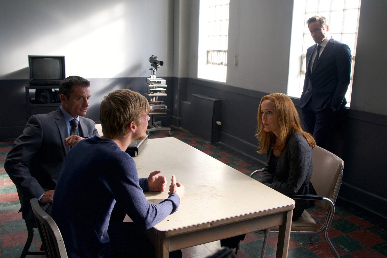 """Секретные Материалы """"Plus One"""" - 3 серия 11 сезона"""