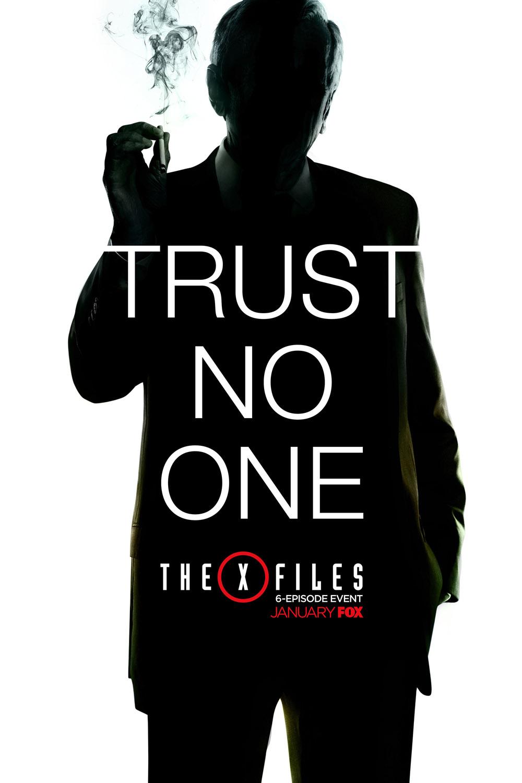 Постер для 10 сезона сериала Секретные Материалы
