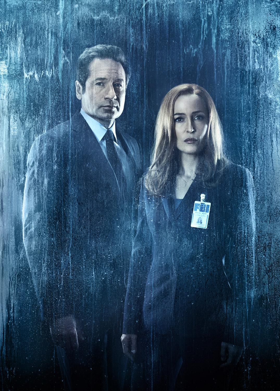 Постер для 11 сезона сериала Секретные Материалы