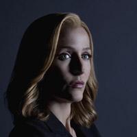 Джиллиан Андерсон в сериале Секретные Материалы - официальное фото