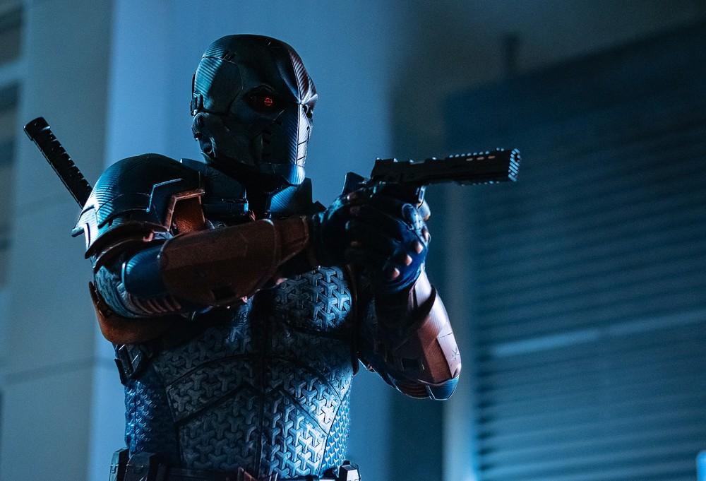 """Титаны """"Nightwing"""" - 13 серия 2 сезона"""