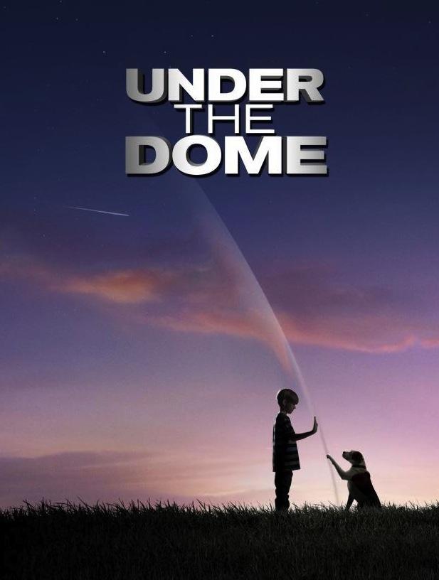 Постер для 1 сезона сериала Под Куполом
