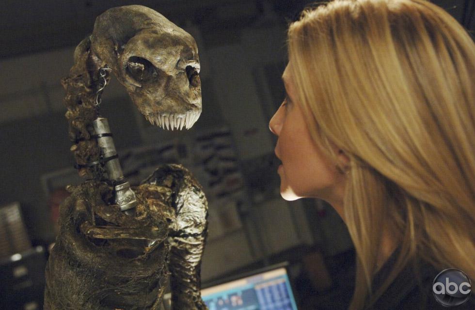 Serpent's Tooth - 2 серия 2 сезона Визитеров