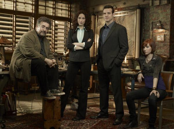 Хранилище 13 второй сезон - актерский состав