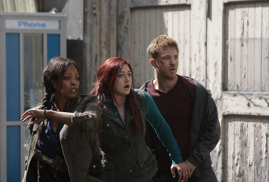 """Нация Z """"Fracking Zombies"""" - 2 серия 1 сезона"""