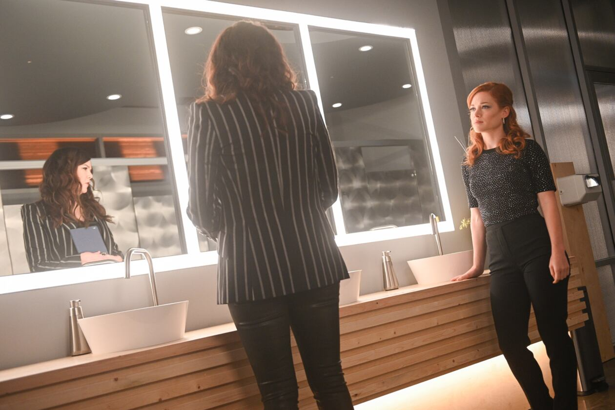 "Необыкновенный Плейлист Зои ""Zoey's Extraordinary Boss"" - 3 серия 1 сезона"