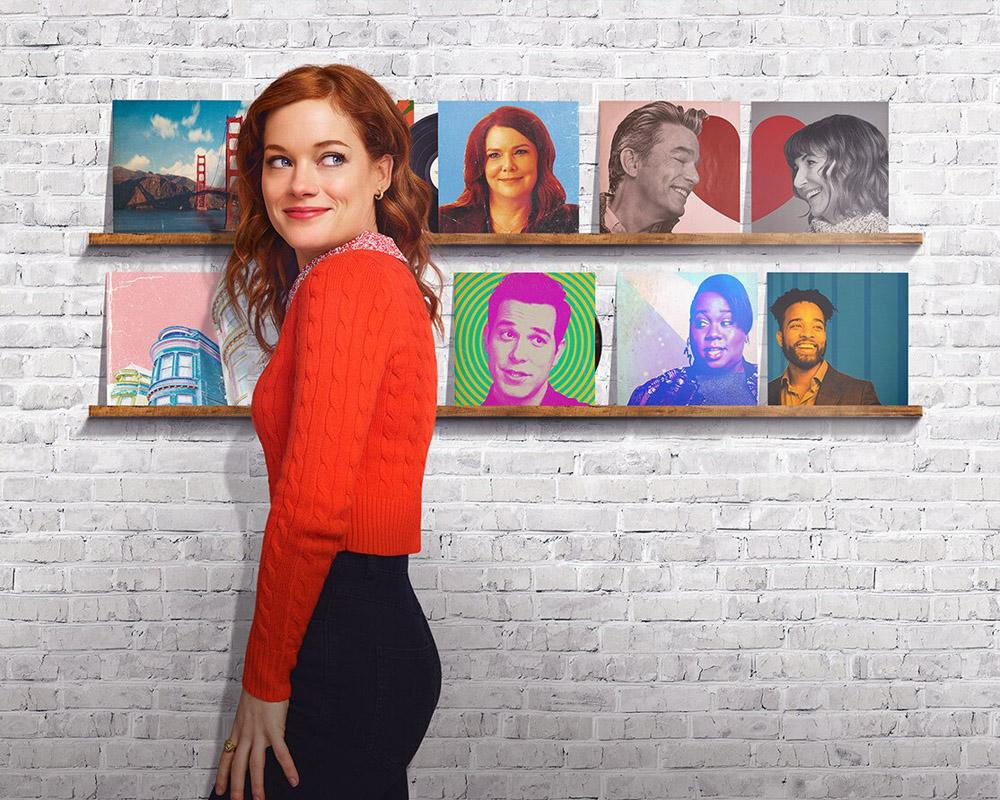 Постер для 1 сезона сериала Необыкновенный Плейлист Зои
