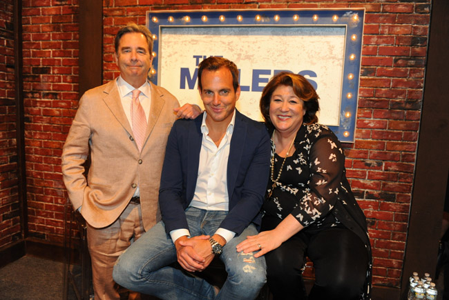 CBS Upfront 2014: The Millers