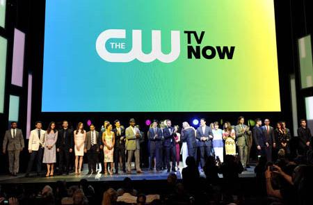 CW Upfront 2014