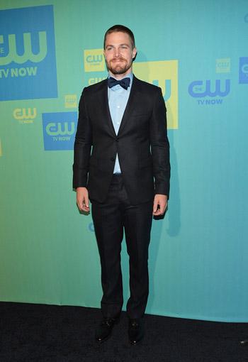CW Upfront 2014: Стрела