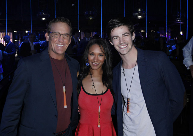 CW Upfront 2014: The Flash